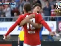 AZ Alkmaar 2:0 Istanbuł BB