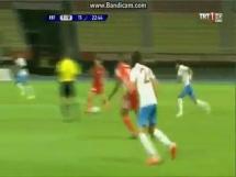 Rabotniczki Skopje 1:0 Trabzonspor