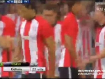 Athletic Bilbao - Inter Baku