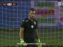 Sampdoria 0:4 FK Vojvodina Novi Sad