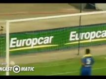 Kukesi 1:2 Legia Warszawa