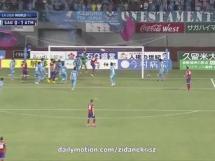 Sagan Tosu 1:1 Atletico Madryt