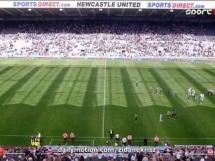 Newcastle United 0:1 Borussia Monchengladbach