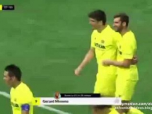 Everton 1:2 Villarreal CF