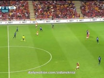 Galatasaray SK - Inter Mediolan 1:0