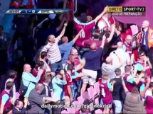 West Ham United 1:2 Werder Brema