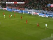 VfL Wolfsburg 1:1 Bayern Monachium