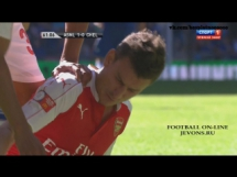 Arsenal Londyn 1:0 Chelsea Londyn