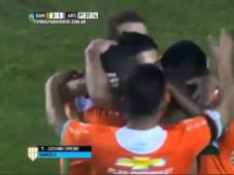 CA Banfield 4:1 Arsenal Sarandí