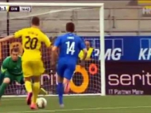Molde FK 3:3 Dinamo Zagrzeb