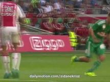 Ajax Amsterdam 2:3 Rapid Wiedeń