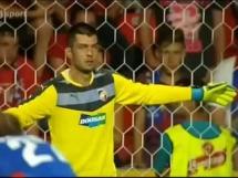 Viktoria Pilzno 0:2 Maccabi Tel Awiw