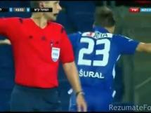Hapoel Ironi Kiryat Szmona 0:3 Slovan Liberec