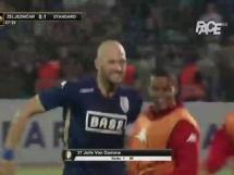 FK Zeljeznicar 0:1 Standard Liege