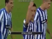 Spartak Trnawa 1:1 PAOK Saloniki