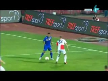 FK Vojvodina Novi Sad 0:2 Sampdoria