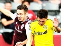 Colorado Rapids 1:2 Columbus Crew