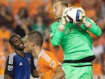 Houston Dynamo 2:1 San Jose Earthquakes