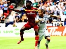 Vancouver Whitecaps - Real Salt Lake 4:0