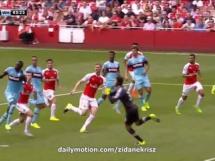 Arsenal Londyn - West Ham United 0:2