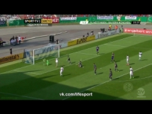 FC Nottingen 1:3 Bayern Monachium