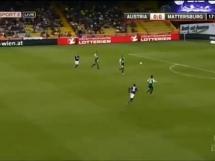 Austria Wiedeń 5:1 Mattersburg