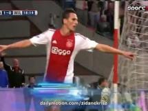 Ajax Amsterdam 3:0 Willem II