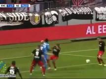 Excelsior Rotterdam 2:2 AZ Alkmaar