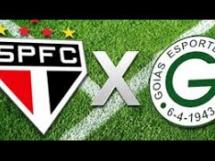 Sao Paulo 0:3 Goias
