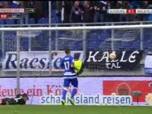 MSV Duisburg 2:2 Arminia Bielefeld