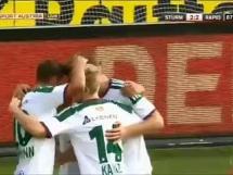Sturm Graz 2:2 Rapid Wiedeń