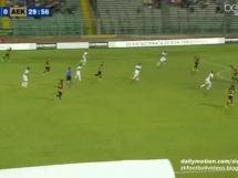 Inter Mediolan 0:0 AEK Ateny
