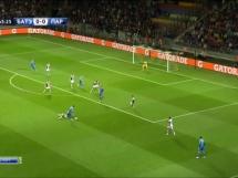 BATE Borysów 1:0 Partizan Belgrad