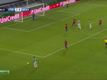 Sporting Lizbona 2:1 CSKA Moskwa
