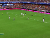 Valencia CF 3:1 AS Monaco