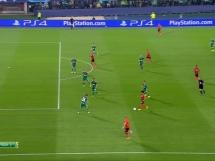 Rapid Wiedeń 0:1 Szachtar Donieck
