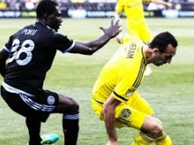 Columbus Crew 2:2 New York City FC