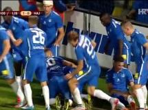 Slovan Liberec 1:0 Hajduk Split