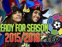 Zapowiedź wideo La Liga 2015/2016