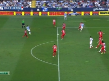 Malaga CF 0:0 Sevilla FC