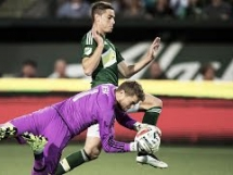 Portland Timbers 2:2 Houston Dynamo