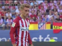 Atletico Madryt 1:0 Las Palmas