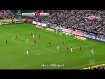 Borussia Monchengladbach - FSV Mainz 05 1:2