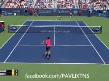Novak Djoković 0:2 Roger Federer