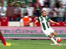 Bursaspor 0:1 Gaziantepspor