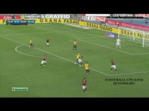 Verona - AS Roma 1:1