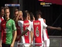 NEC Nijmegen 0:2 Ajax Amsterdam