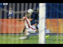 Dinamo Zagrzeb 4:1 Skenderbeu Korcza