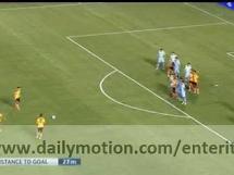Cudowny gol Semira Stilicia w meczu APOEL - Astana
