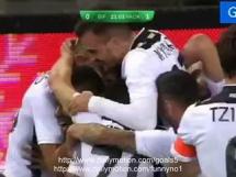 Brondby IF 1:1 PAOK Saloniki